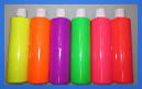16oz Fluorescent UV Paint for Parties